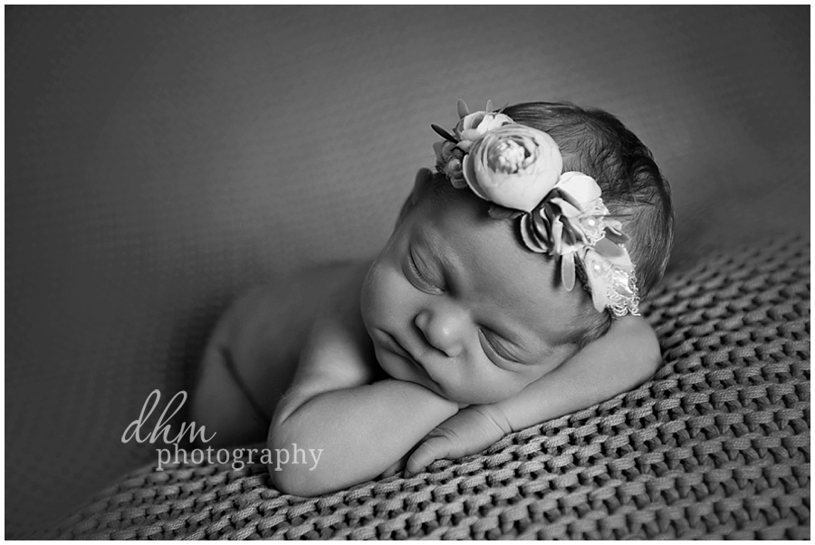 Dhm photography specializes in newborn