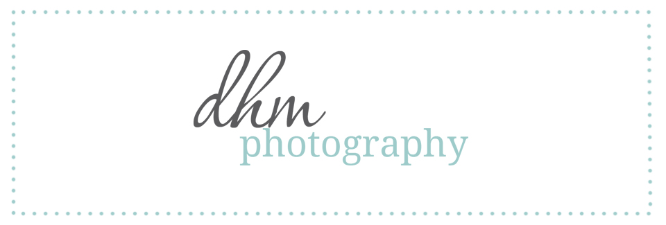 DHM Photography logo